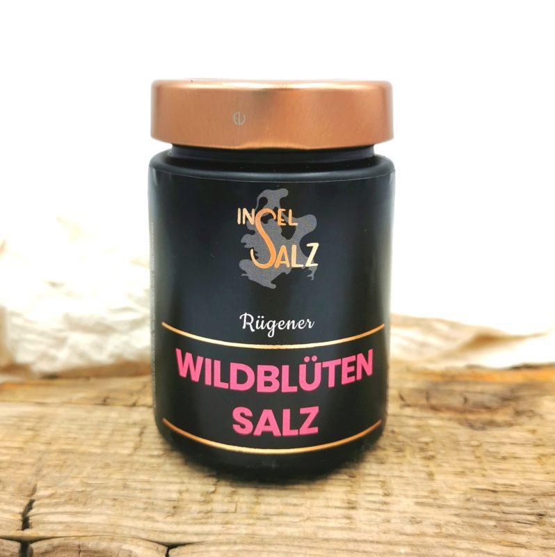 insel-salz.de - Onlineshop für Gewürzmischungen und Gewürzsalze - Wildblütensalz