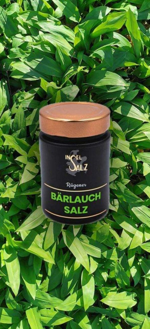 insel-salz.de - Bärlauchsalz